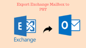 export exchange mailbox to pst 2013
