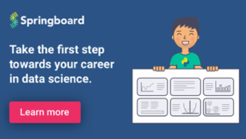 Build your data science skills into a career