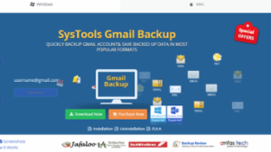 backup gmail emails