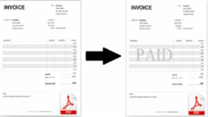 Free PDF Watermark