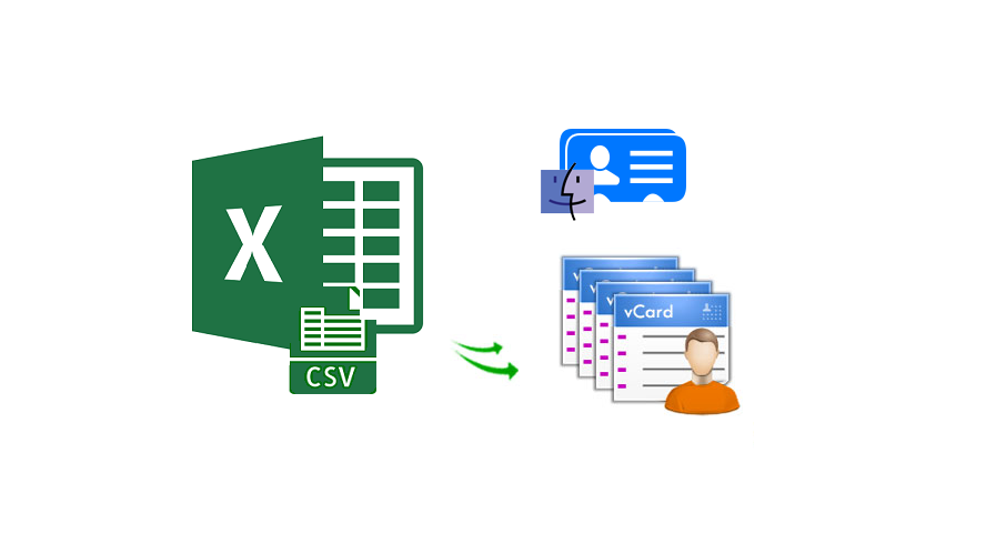 Convert CSV to Multiple VCF Files with an Error-Free Solution