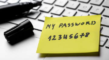 WEBINAR: 10 Easy Ways to Lose a Password