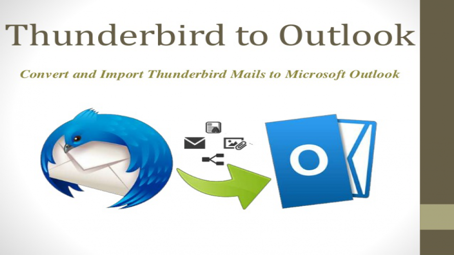 How Do I Migrate from Thunderbird to Outlook 2016 via the Best 3