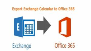 Export Exchange Calendar to Office 365