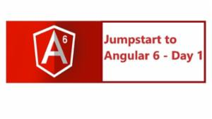 Angular 6 Jumpstart