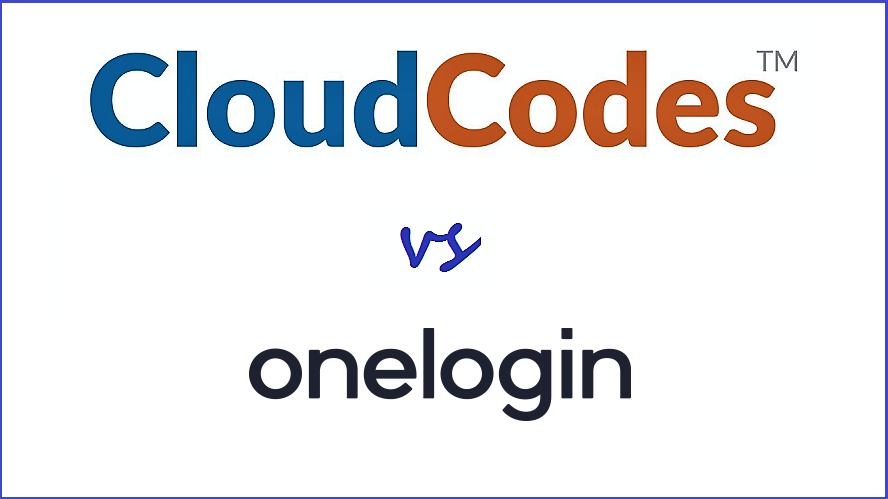 Find Out the Comparison For OneLogin Vs CloudCodes SSO Solution