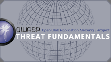 OWASP: Threats Fundamentals