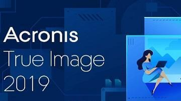 Newly released Acronis True Image 2019
