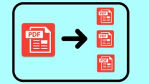 pdf splitter and merger