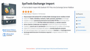 Import Outlook Calendar to Exchange Server