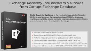 Stellar Phoenix Mailbox Exchange Recovery -