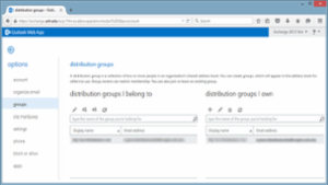 Distribution Group Owner cannot manage group after migrating from 2007 to 2010