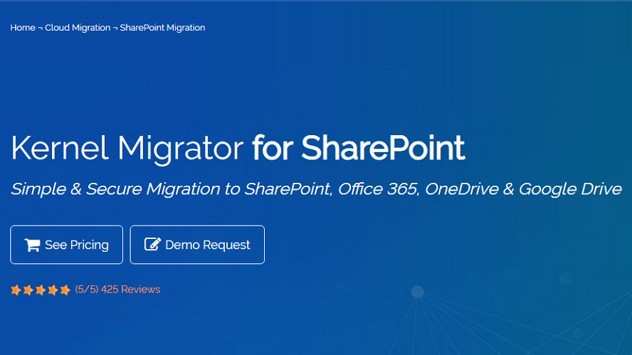 SharePoint Migration is Made Easy With Kernel Migrator