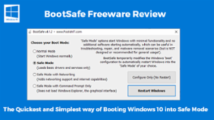 BootSafe Software Review -