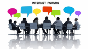 Internet Forums - Where Focused Interest is Shared
