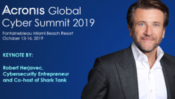 Acronis Global Cyber Summit 2019 in Miami