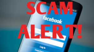 Warning about Facebook Scams