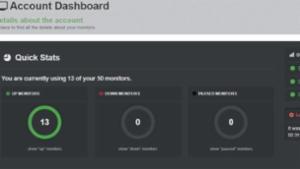 Monitoring Dashboard