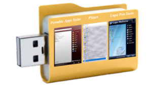 PStart, PortableApps.com Suite or Lupo Pen Suite - Portable apps on a USB stick
