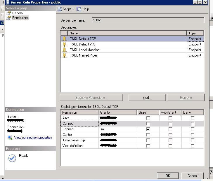 SQL Server Problem