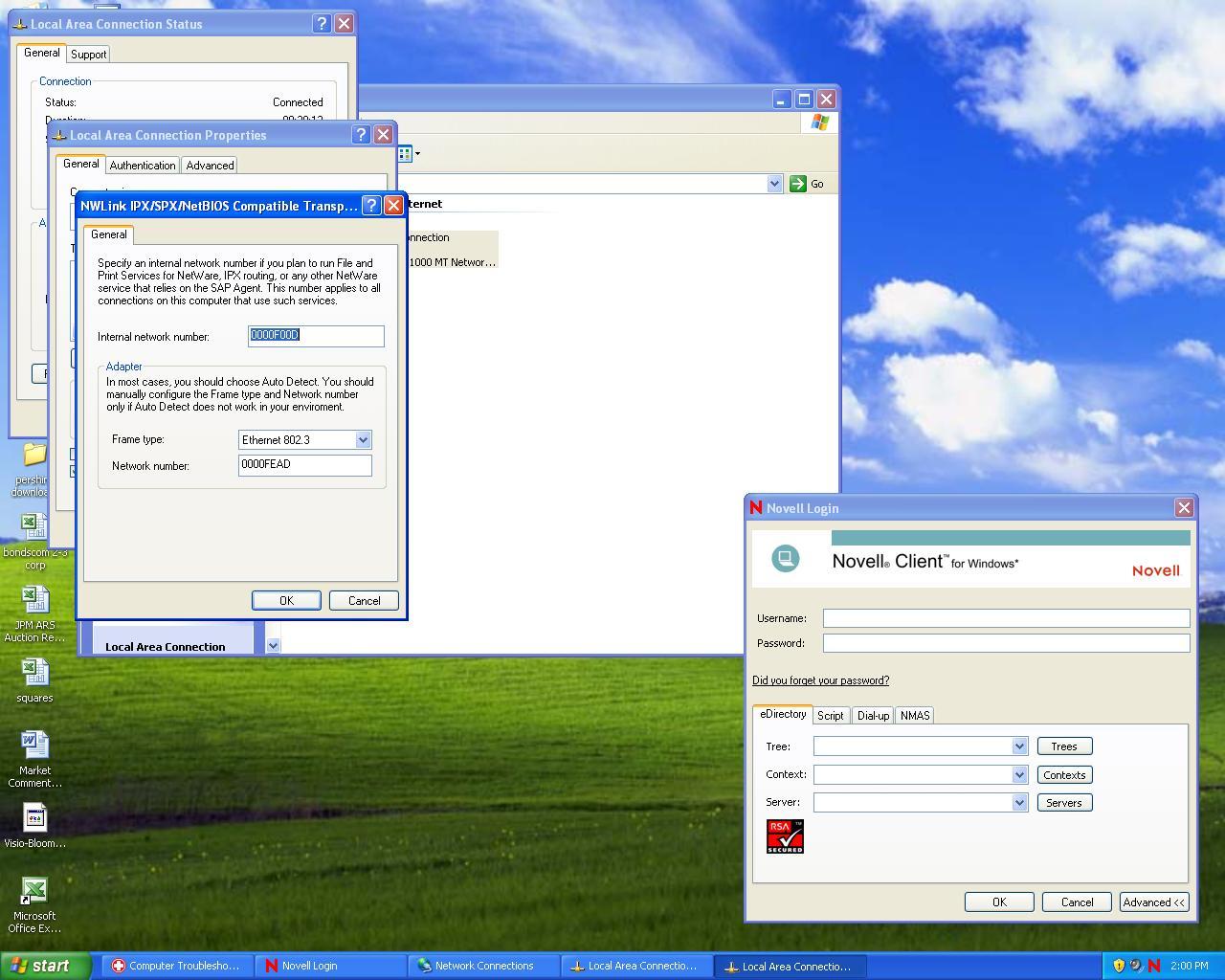 Install Novell Netware 5.1
