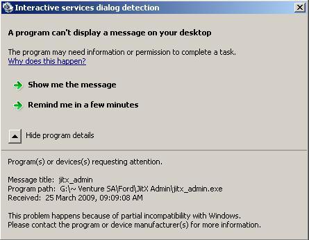 solution] php 5 exec() would not run a bat file on vistaexec on vista error jpg