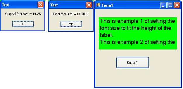 VB NET Detect if labels text is overflowing and decrease