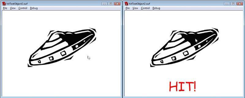 hitTestPoint UFO