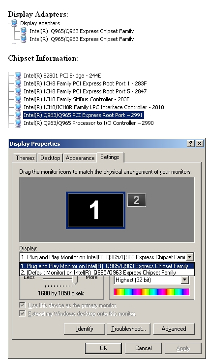 INTEL Q965Q963 VGA DRIVER FOR MAC