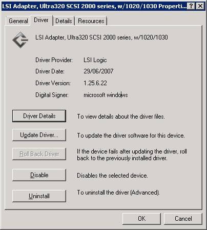 1020 1030 ULTRA320 SCSI ADAPTER WINDOWS 10 DRIVERS DOWNLOAD