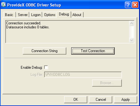 DRIVERS FOR PROVIDEX ODBC