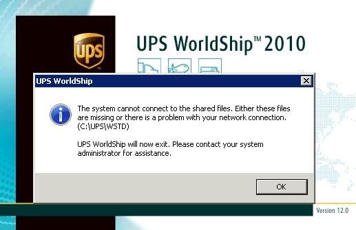 SOLUTION] Trying to run UPS Worldship on Windows Terminal