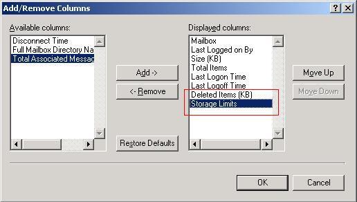 Add-Remove-Column-Option