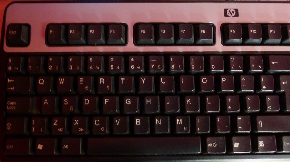 Identify Keyboard Layout
