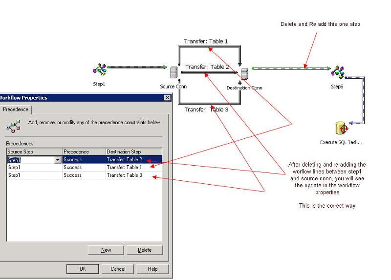 6 Fix Workflow line