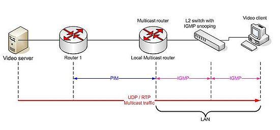 IGMP Network