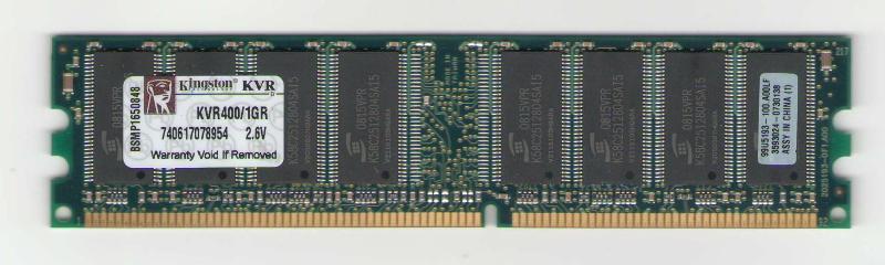 KVR400/1GR