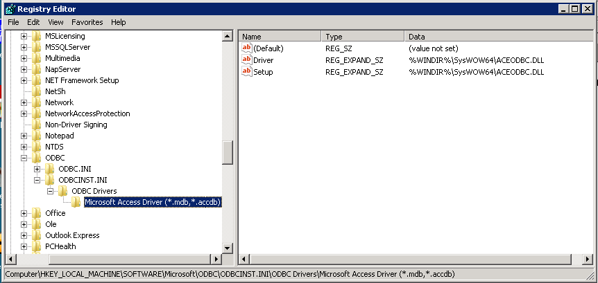 Odbcjt32. Dll is missing? Download it for windows 7, 8, 10, xp.