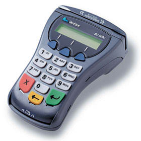 POS Serial Device (Card Reader / PIN Pad)
