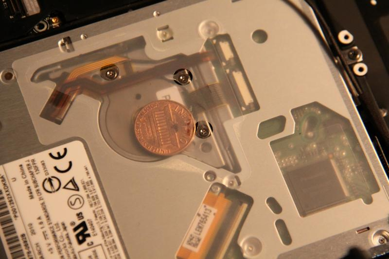 Penny sealed in Chinese Super Drive