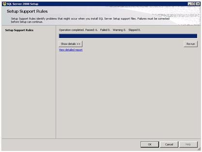 SQL Server 2008 Setup