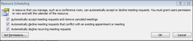 Calendar invites not auto-accepting (displayed as tentative)