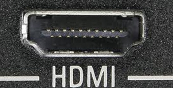 HDMI Video Port