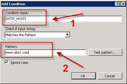 Simple ARR routing - step 9