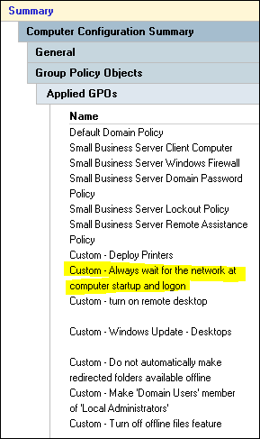 SOLUTION] Inconsistent network drive mapping against WS 2008