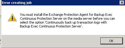 Exchange protection agent