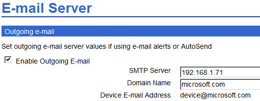Domain Name Changed