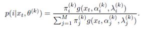 MemberShipProbability
