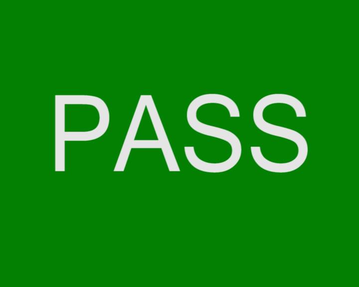 pass image