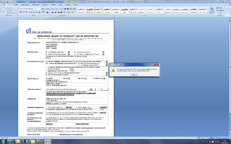 error when workstations print